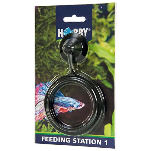 HOBBY Feeding Station 1 anneau de nourrissage flottant évitant la dispersion de la nourriture