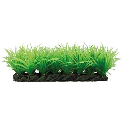 HOBBY Grassy Stone tapis de plantes artificielles 8,5 x 3,5 x 3 cm sur roche