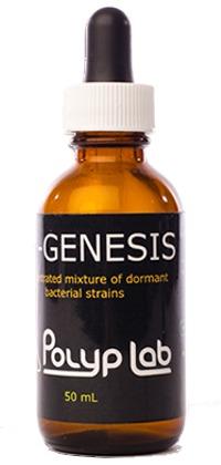 POLYPLAB RF-Genesis 50 ml mélange hautement concentré de bactéries nutritives pour coraux et zooplancton