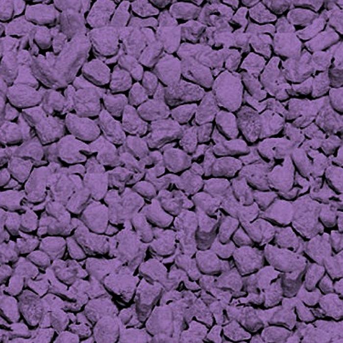 SCALARE DecoGravel Messina 1 kg gravier lavande pailleté granulométrie 6 à 9 mm pour aquarium