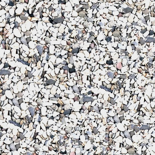 SCALARE Gravier Naturel Gros Clair 3 à 6 mm 10 kg pour la décoration de votre aquarium