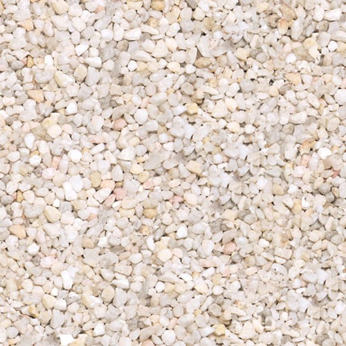 Quartz Blanc 5 Kg Gravier Naturel Granulom Trie 2 4 Mm