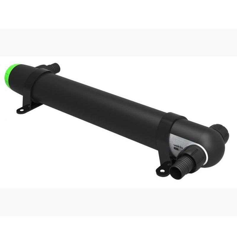VELDA Clear Line UV-C 55W stérilisateur anti-algues pour bassin jusqu\'à 27500 L