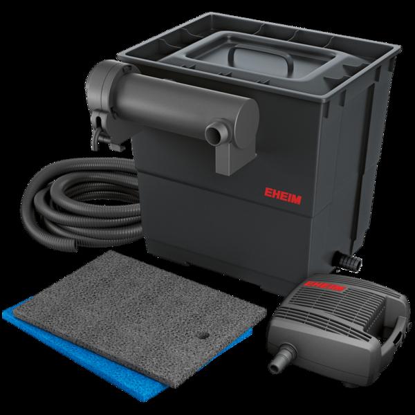 EHEIM Loop 7000 kit de filtration complet pour bassin jusqu\'à 7000 L