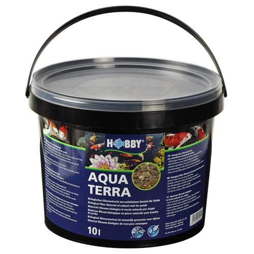 HOBBY Aqua Terra 10 L matériau de filtration biologique pour bassin de jardin