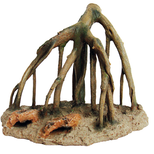 HOBBY Mangrove Root 37 x 22,5 x 29 cmdécoration pour aquarium