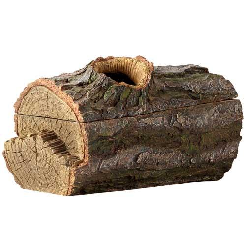 HOBBY Wood Cave 3 dimension 21 x 15 x 13 cm cachette d\'aspect natuelle pour reptile