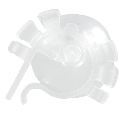 HOBBY Tube Star ventouse avec support empêchant les tuyaux d\'air ou CO2 4/6 mm de se plier