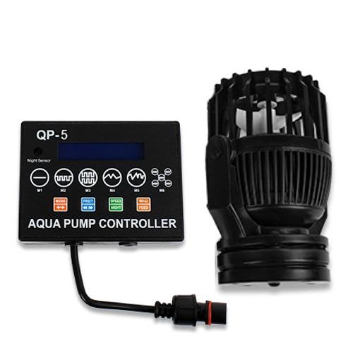 CORAL BOX QP-5 pompe de brassage 5000 L/h avec contrôleur numérique