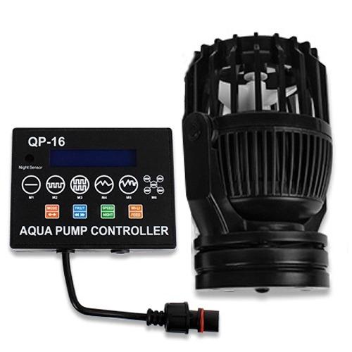 CORAL BOX QP-16 pompe de brassage 16000 L/h avec contrôleur numérique