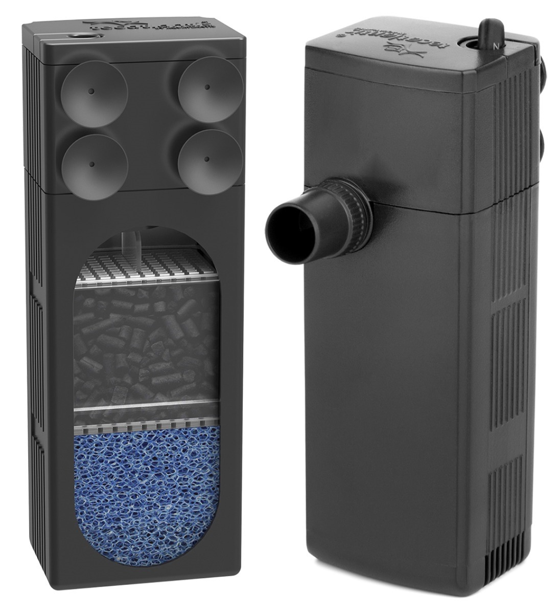 AQUATLANTIS TC 200 filtre interne 175 L/h pour aquarium jusqu\'à 50 L