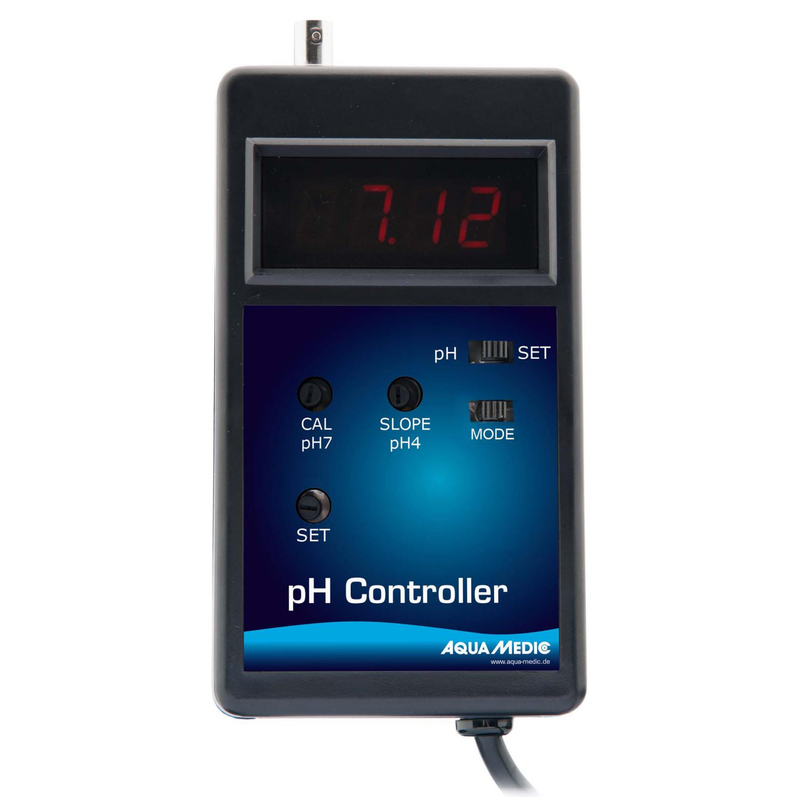 AQUA MEDIC pH Controller instrument haute précision pour le contrôle de la valeur pH