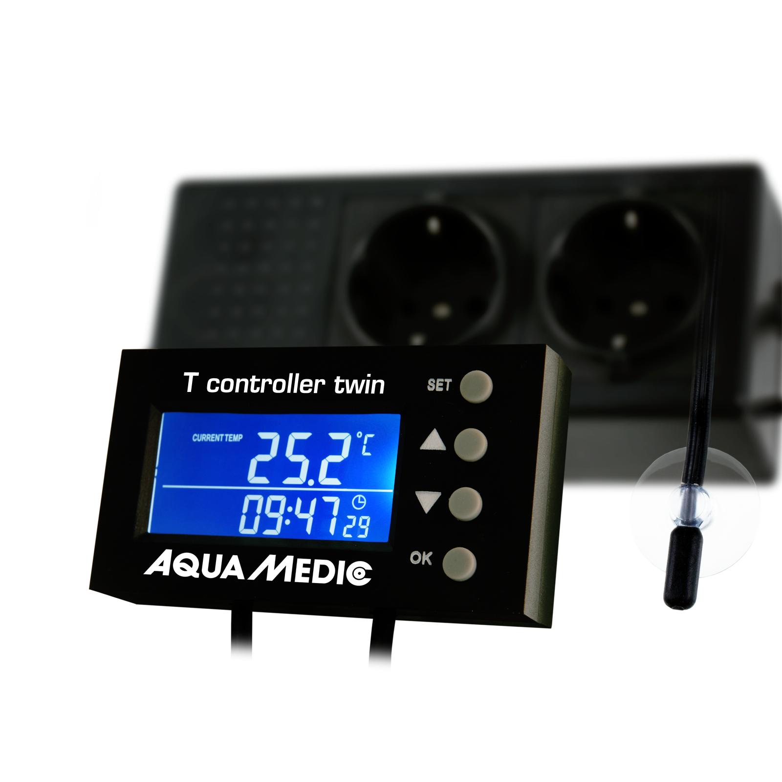 T controller twin_controleur-température-aquarium