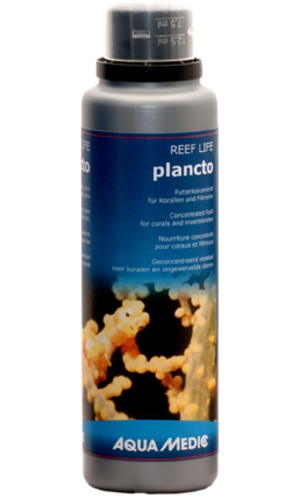 AQUA MEDIC plancto 250 ml nourriture liquide concentrée pour coraux et filtreurs