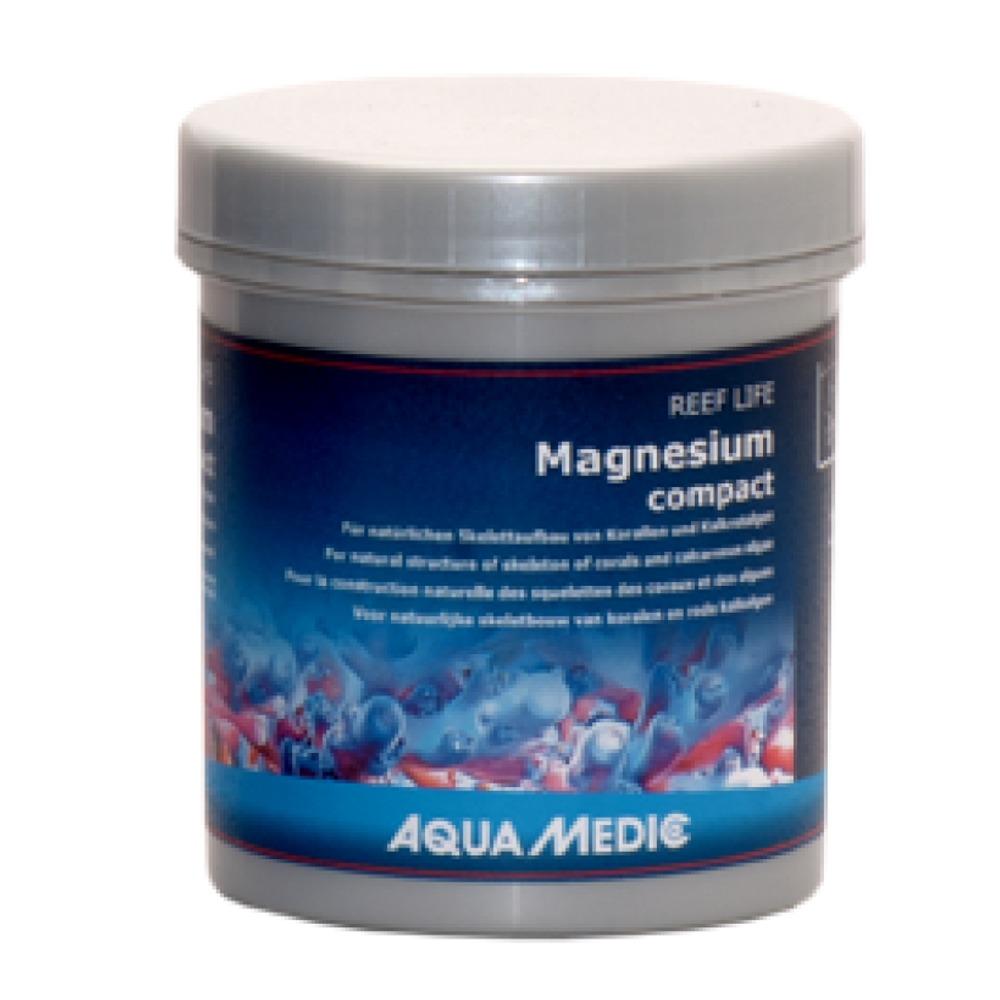AQUA MEDIC REEF LIFE Magnesium compact 250 gr. magnésium concentré en poudre pour aquarium d\'eau de mer