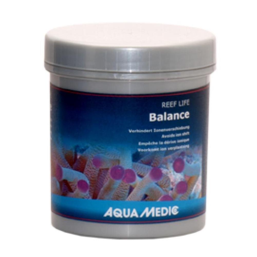 AQUA MEDIC REEF LIFE Balance 250 gr. évite les dérives ionique à long terme