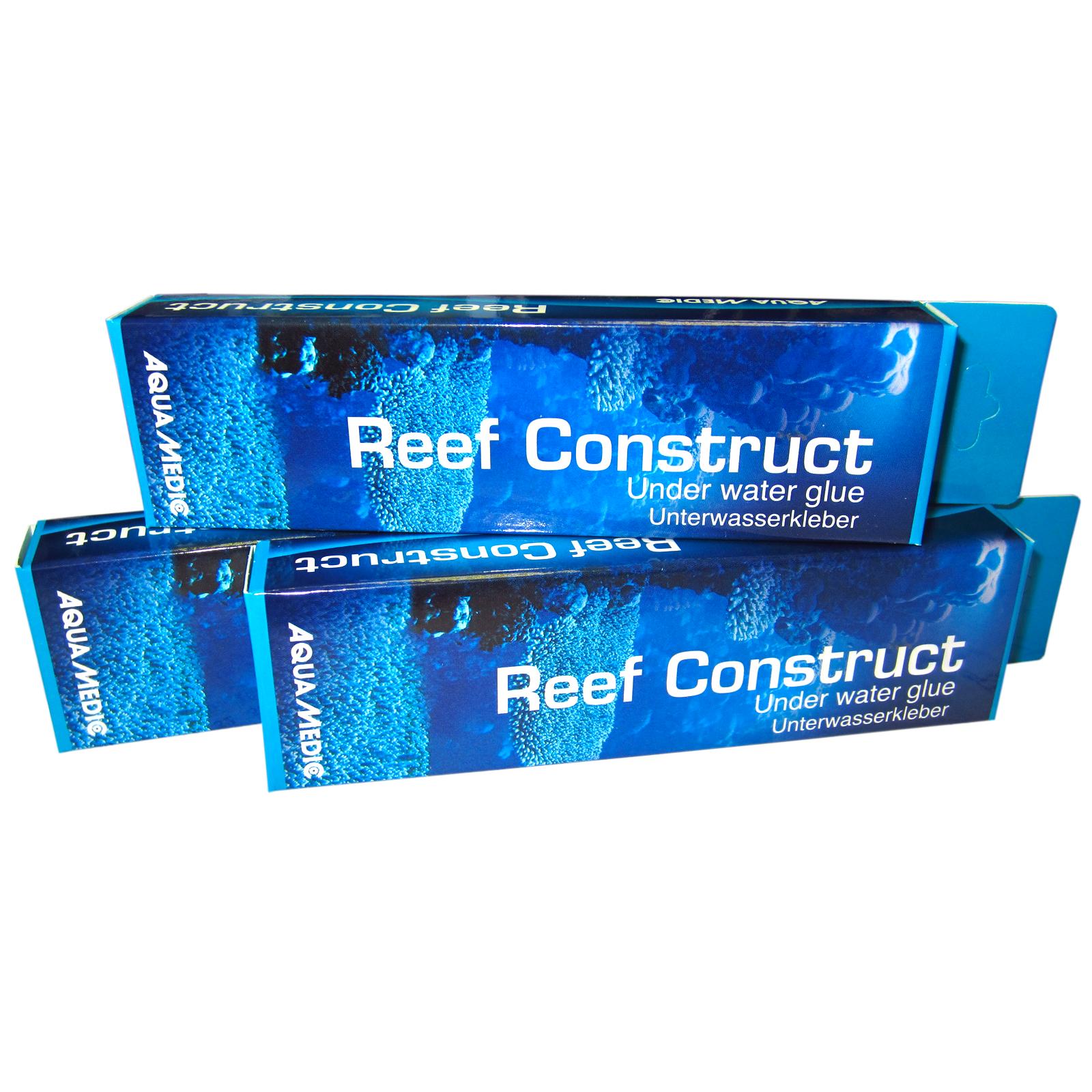 AQUA MEDIC Reef Construct 112 gr. colle époxy bi-composant pour bouturage de coraux et fixation de roches