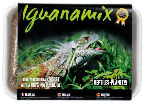 REPTILES PLANET Iguanamix mix de graines à germer pour l\'alimentation naturelle de votre Iguane