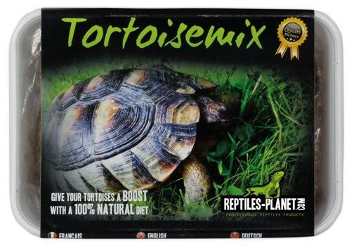 REPTILES PLANET Tortoisemix mix de graines à germer pour l\'alimentation naturelle de vos tortues de terre