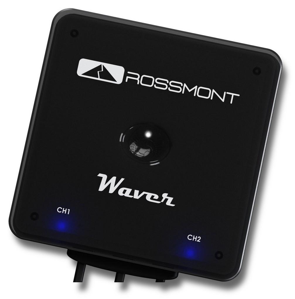ROSSMONT Waver Master WR-2CH contrôleur WiFi pour 2 pompes de brassage Mover