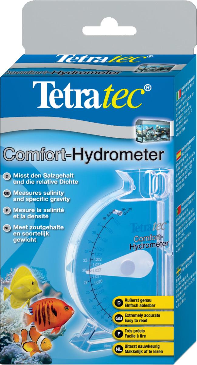TETRA Comfort-Hydrometer densimètre à aiguille pour la mesure de la densité de l\'eau de mer