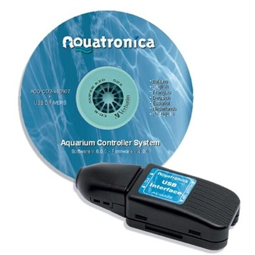 AQUATRONICA-ACQ222-interface-usb-avec-cd