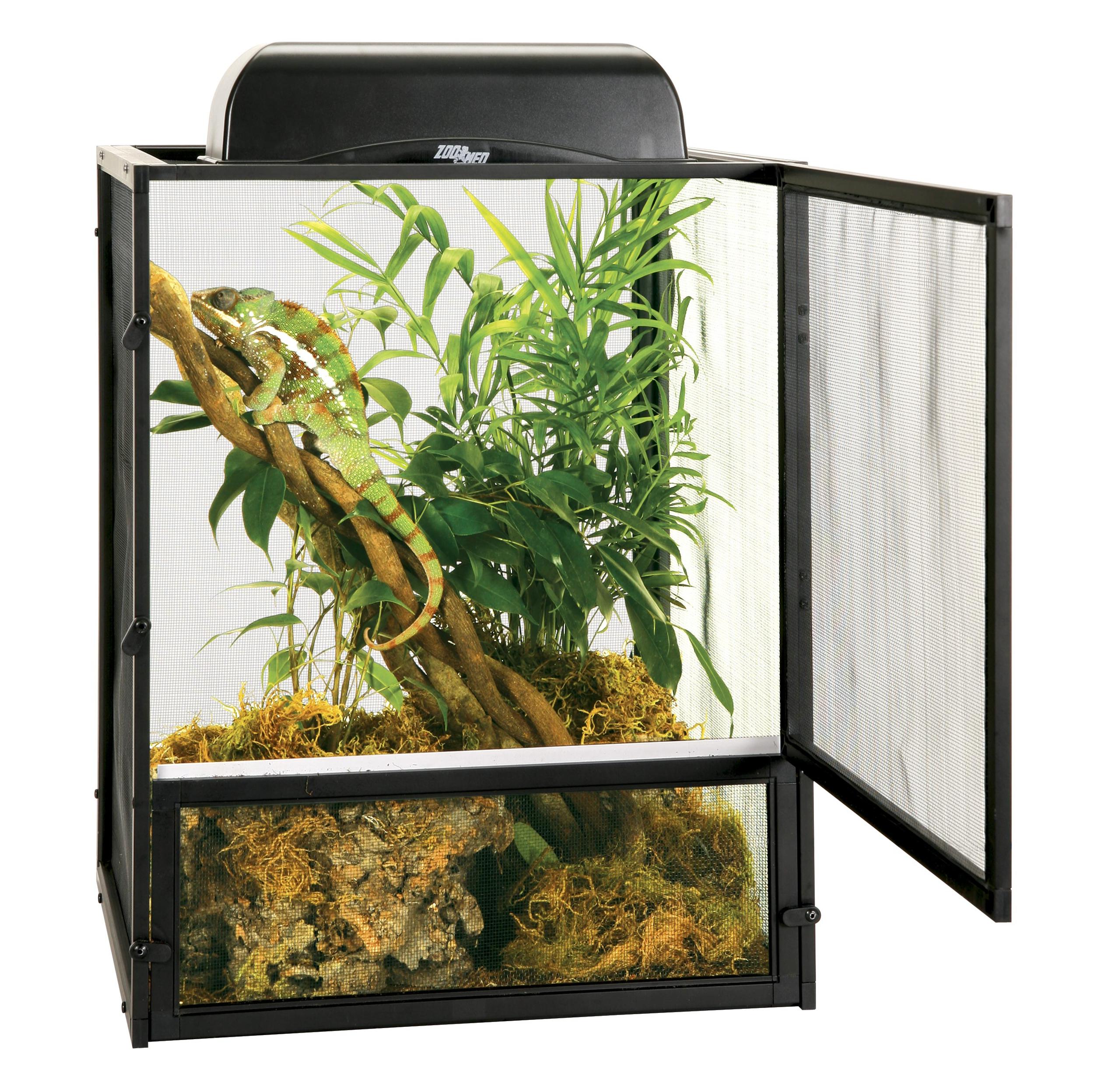 ZOOMED Repti Breeze NT10 terrarium grillagé 41 x 27 x 41 cm pour reptiles