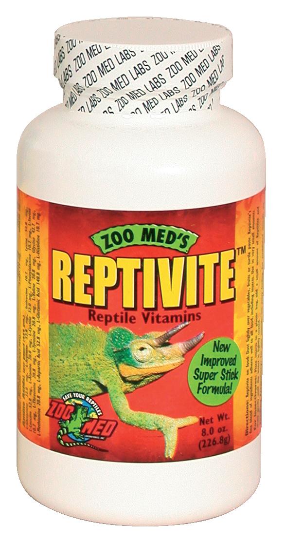 ZOOMED ReptiVite D3 56 gr mélange complet de vitamines, minéraux et acides aminés pour reptiles