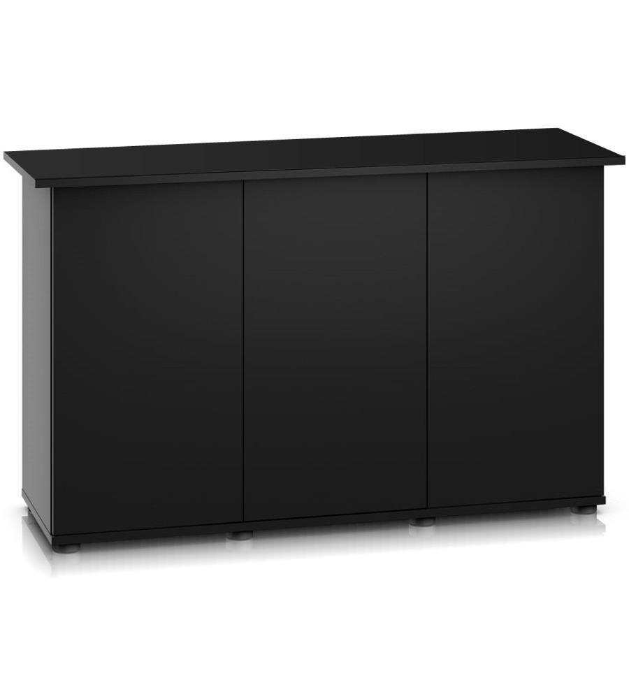 meuble juwel rio 300 350 sbx pour aquarium de 121 x 51 cm 4 coloris au choix noir ch ne clair. Black Bedroom Furniture Sets. Home Design Ideas