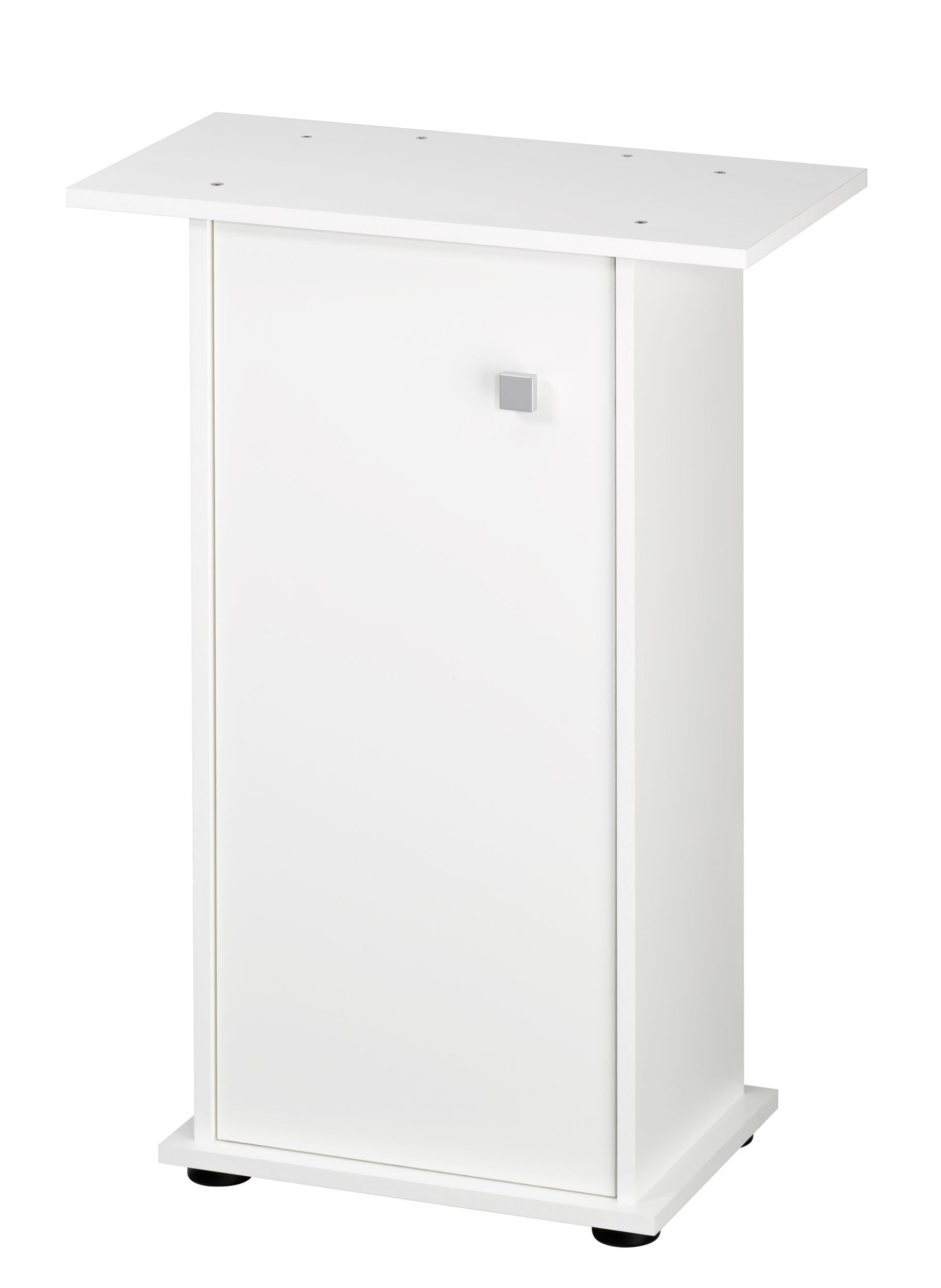 EHEIM AquaCab 54 Blanc meuble avec porte pour aquarium de 60 x 30 cm