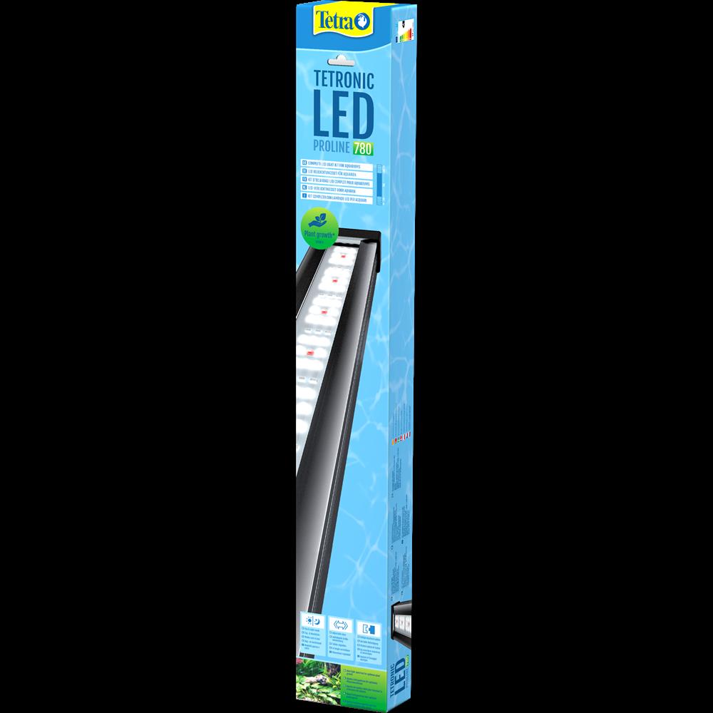 TETRA Tetronic LED Proline 780 rampe d\'éclairage LEDs 6000°K pour aquarium d\'eau douce et terrarium de 80 à 100 cm