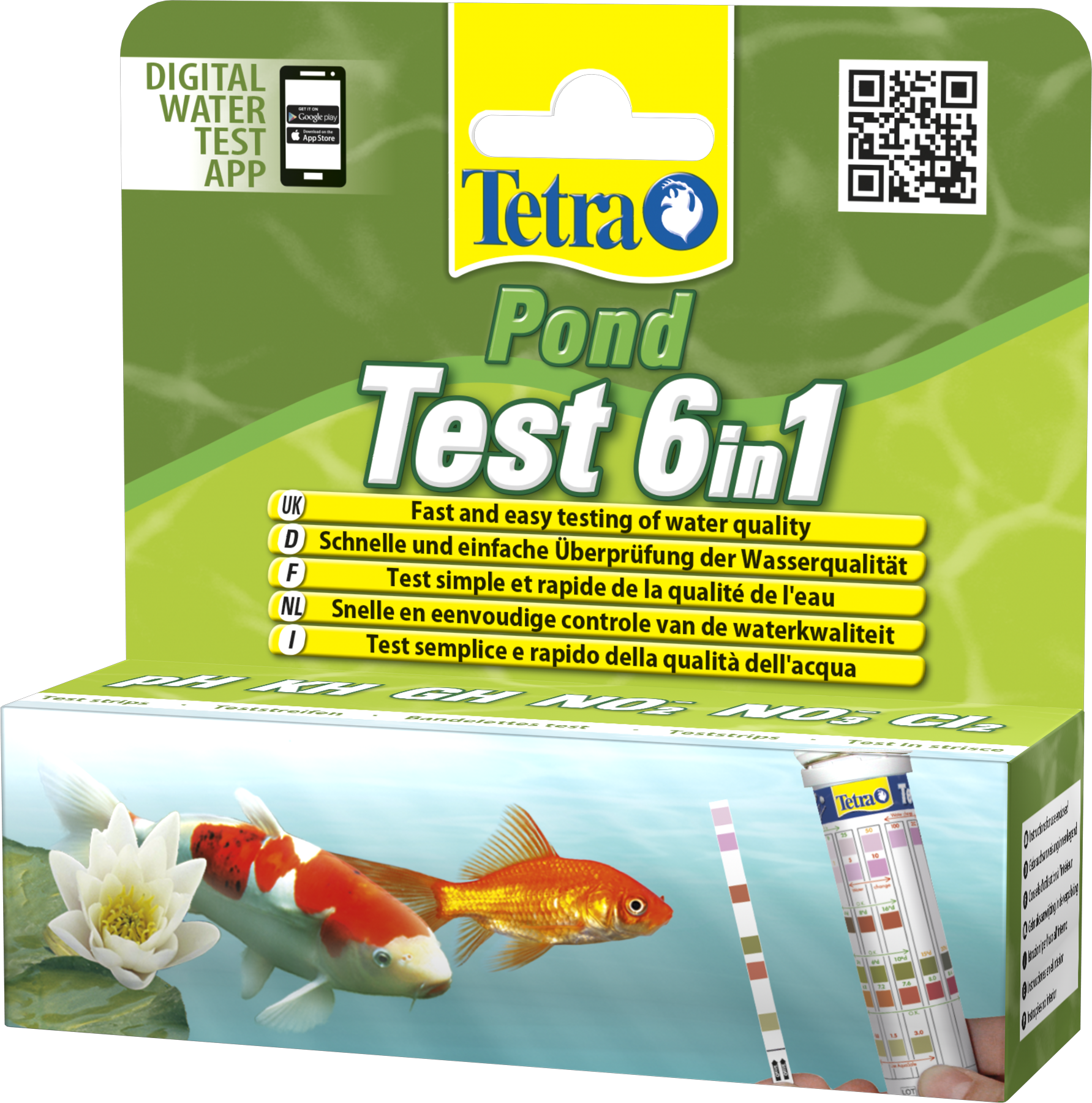Tests-bandelette-eau-bassin-tetra-6-en-1