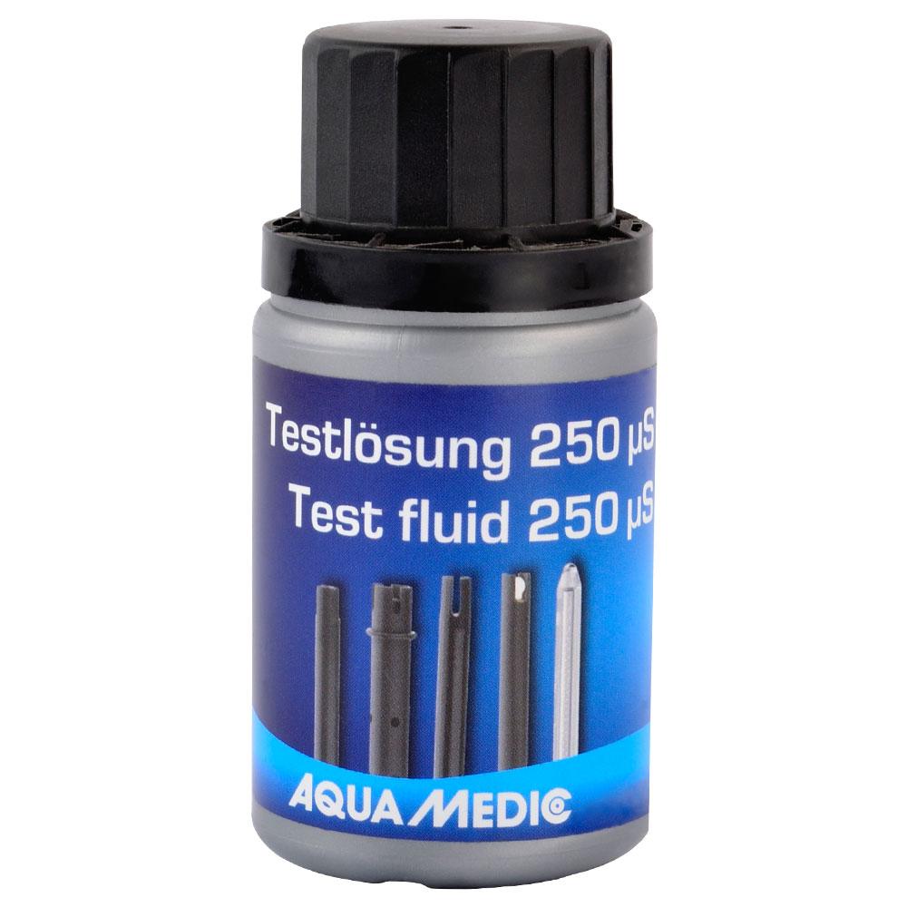 AQUA MEDIC 250 µS 60 ml solution d\'étalonnage pour électrode de conductivité