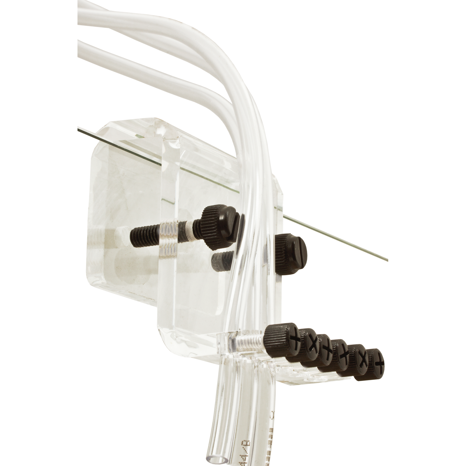 AQUA MEDIC 6-tubes support pour 6 tuyaux diamètres 6 mm