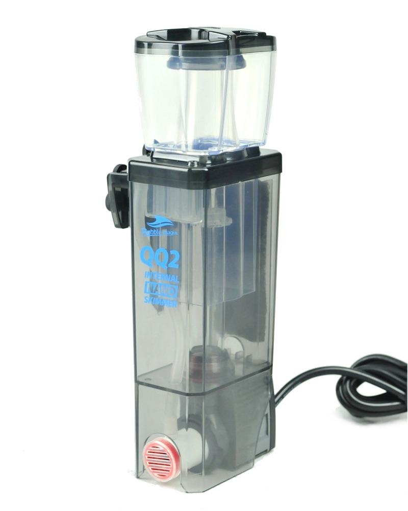BUBBLE MAGUS BM-QQ2 écumeur interne dernière génération pour aquarium jusqu\'à 100L