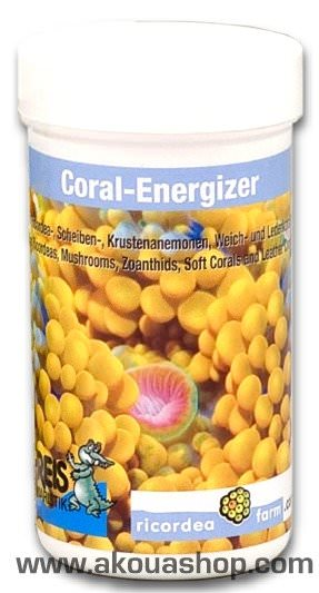 PREIS Coral Energizer 60 gr. nourriture pour anémones et coraux mous