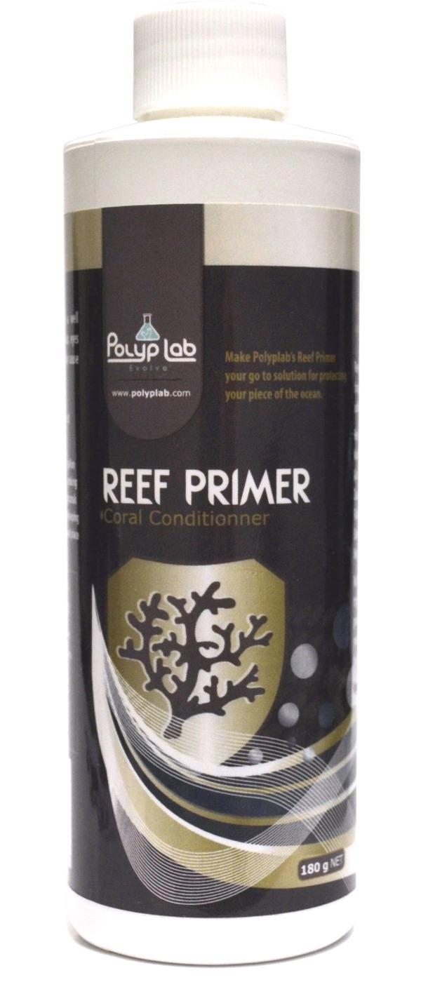 POLYPLAP Reef Primer 180 gr conditionne les nouveaux coraux contre toutes sortes d'indésirables