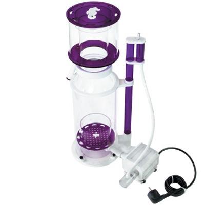 AQUAFOREST AF 150 Skimmer écumeur pour aquarium de 200 à 500 L avec pompe Aquabee AC UP 2000/1/A