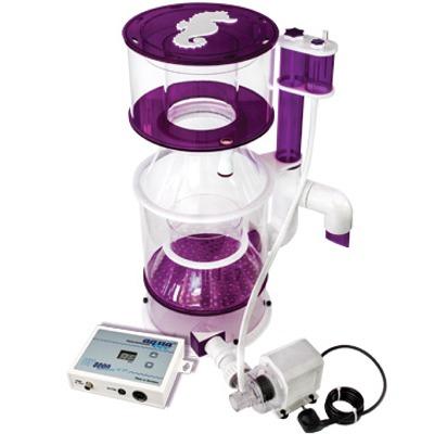 AQUAFOREST AF 250+ Skimmer écumeur pour aquarium de 750 à 2000 L avec pompe Aquabee AC UP 8000 24V