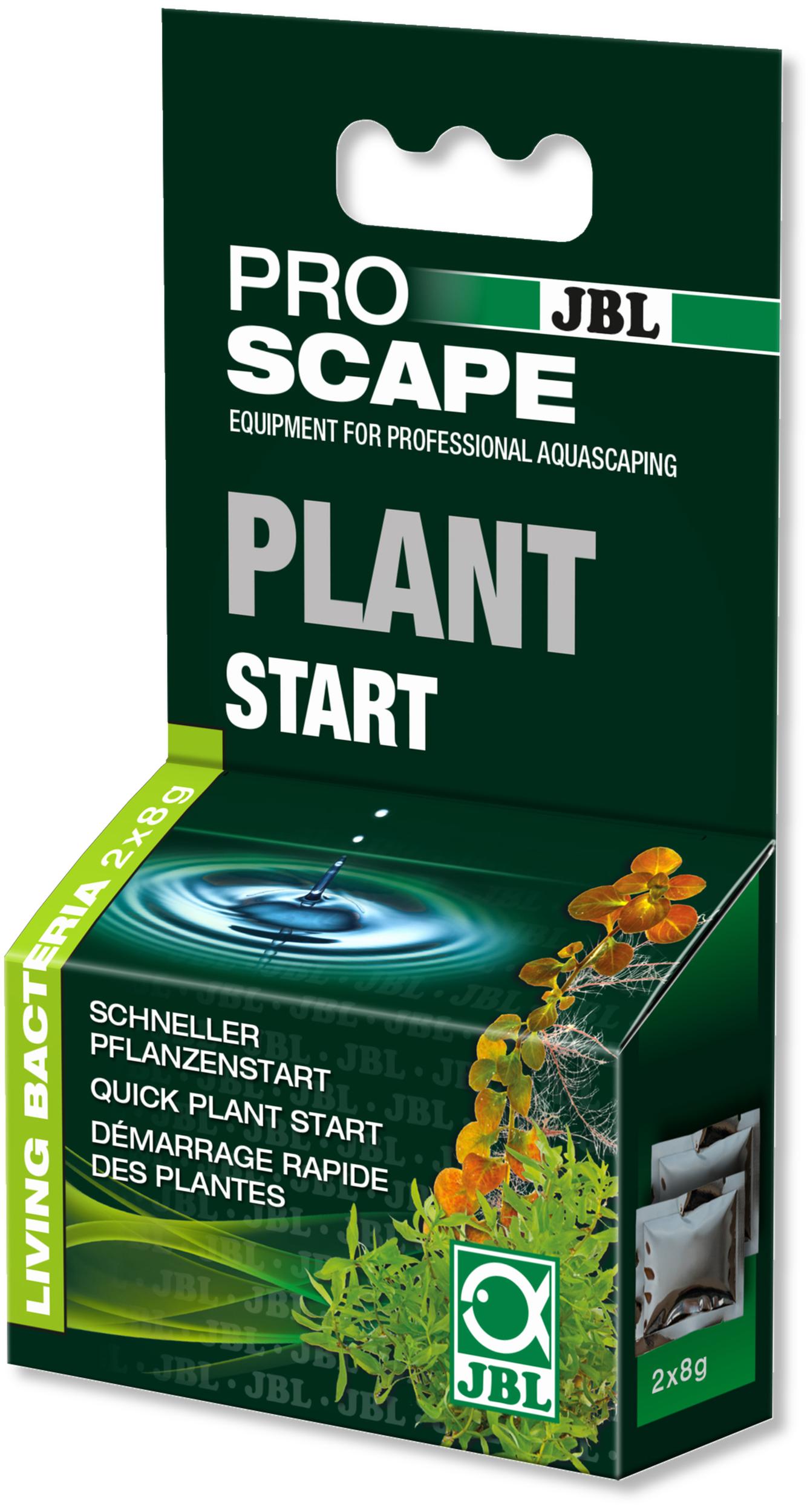 JBL ProScape PlantStart cultures de bactéries vivantes pour l\'activation du sol des aquariums de 20 à 100 L