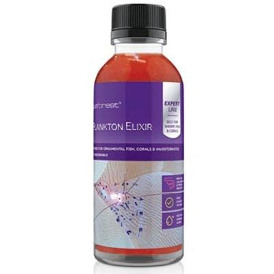AQUAFOREST AF Plankton Elixir 250 ml nourriture sous forme de purée pour poissons marins, coraux et invertébrés