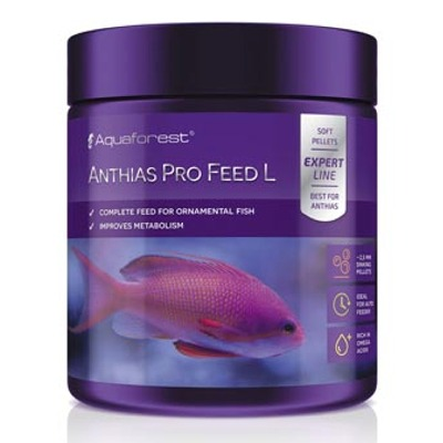 AQUAFOREST-ANTHIAS-PRO-FEED-L-120-gr