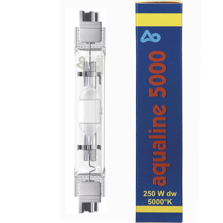 AQUA MEDIC aqualine 5000 ampoule HQI 250W 5000K culot FC2