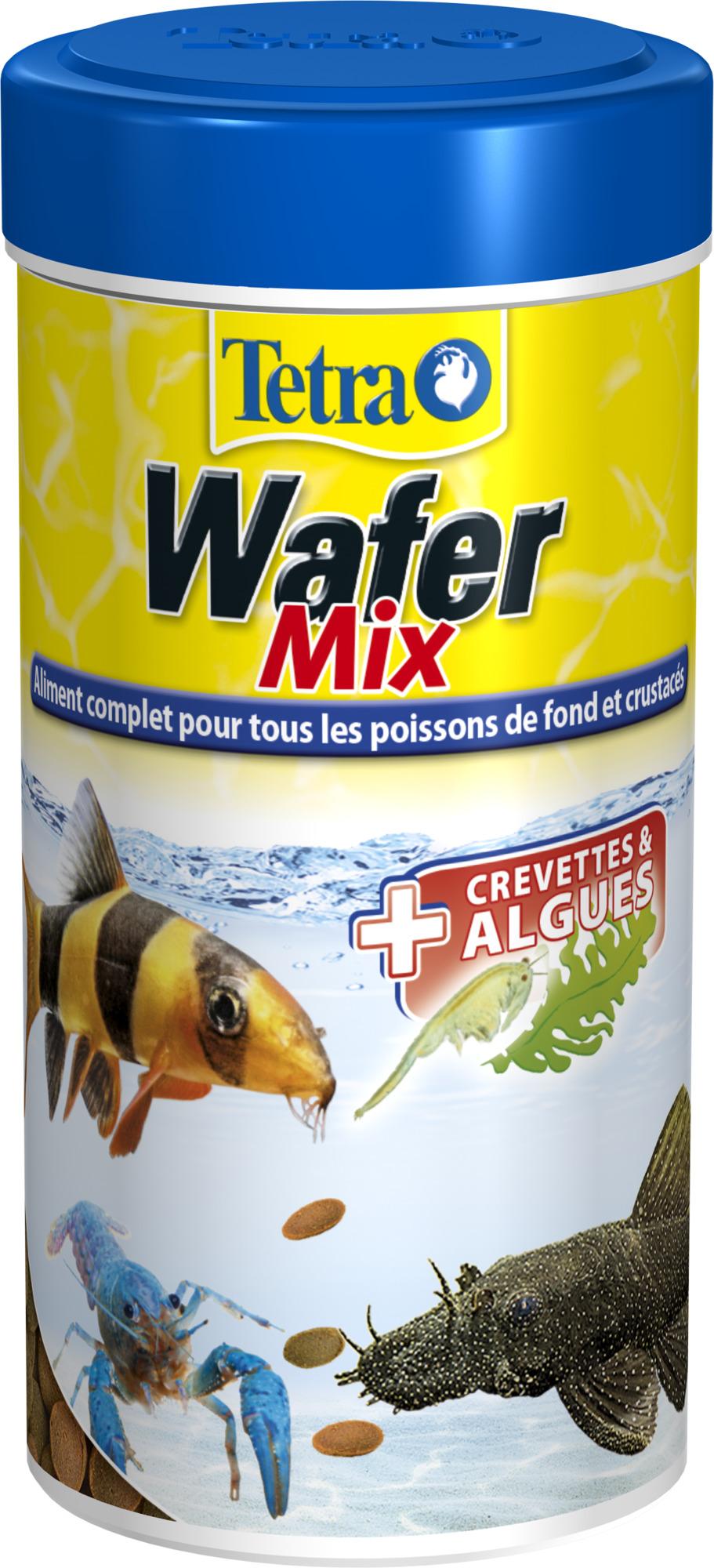 tetra-wafer-mix-100-ml-nourriture-pour-poissons-de fond-aquarium