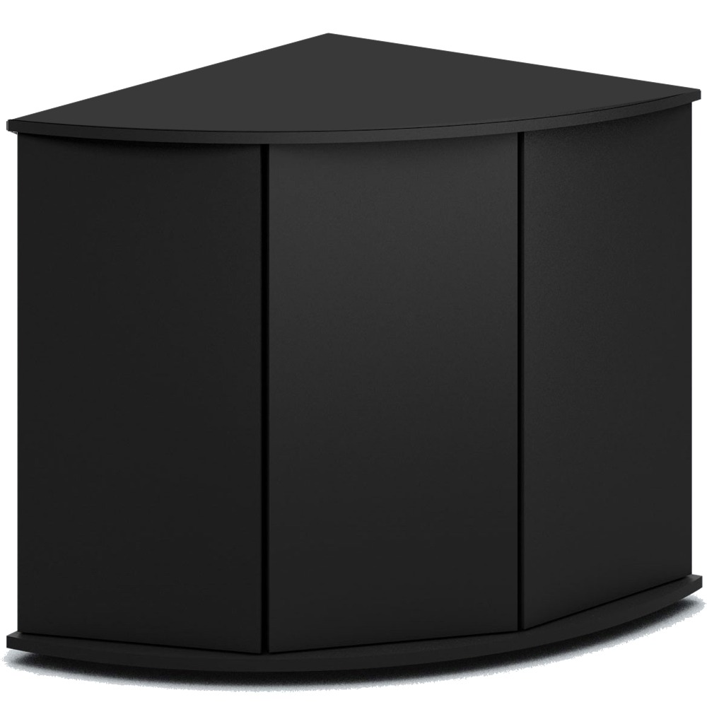 meuble d 39 angle juwel trigon 190 sbx pour aquarium de 70 x 70 x 98 5 cm 4 coloris au choix noir. Black Bedroom Furniture Sets. Home Design Ideas