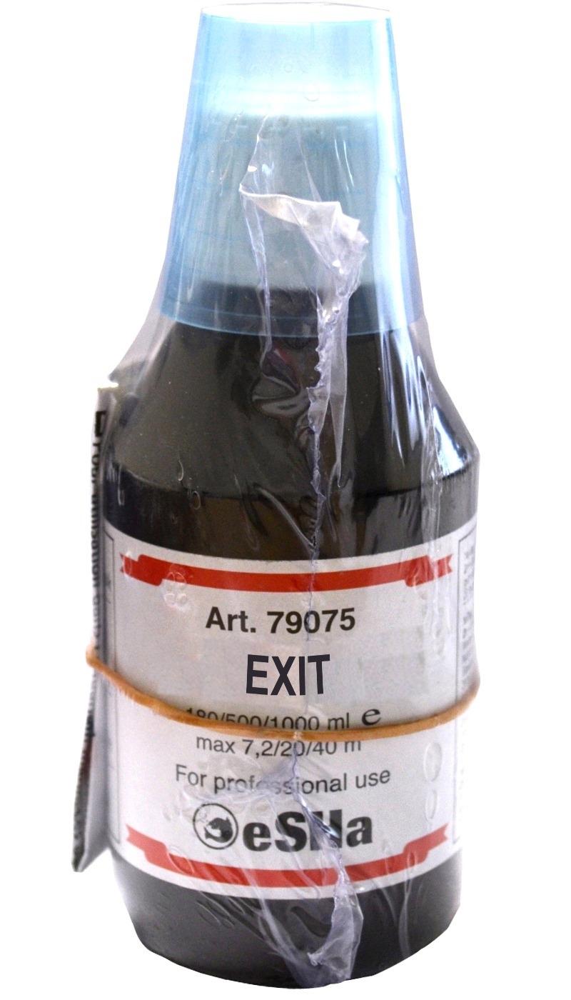 ESHA Exit 180ml combat efficacement les points blancs et l\'Oodinium chez les poissons d\'eau douce