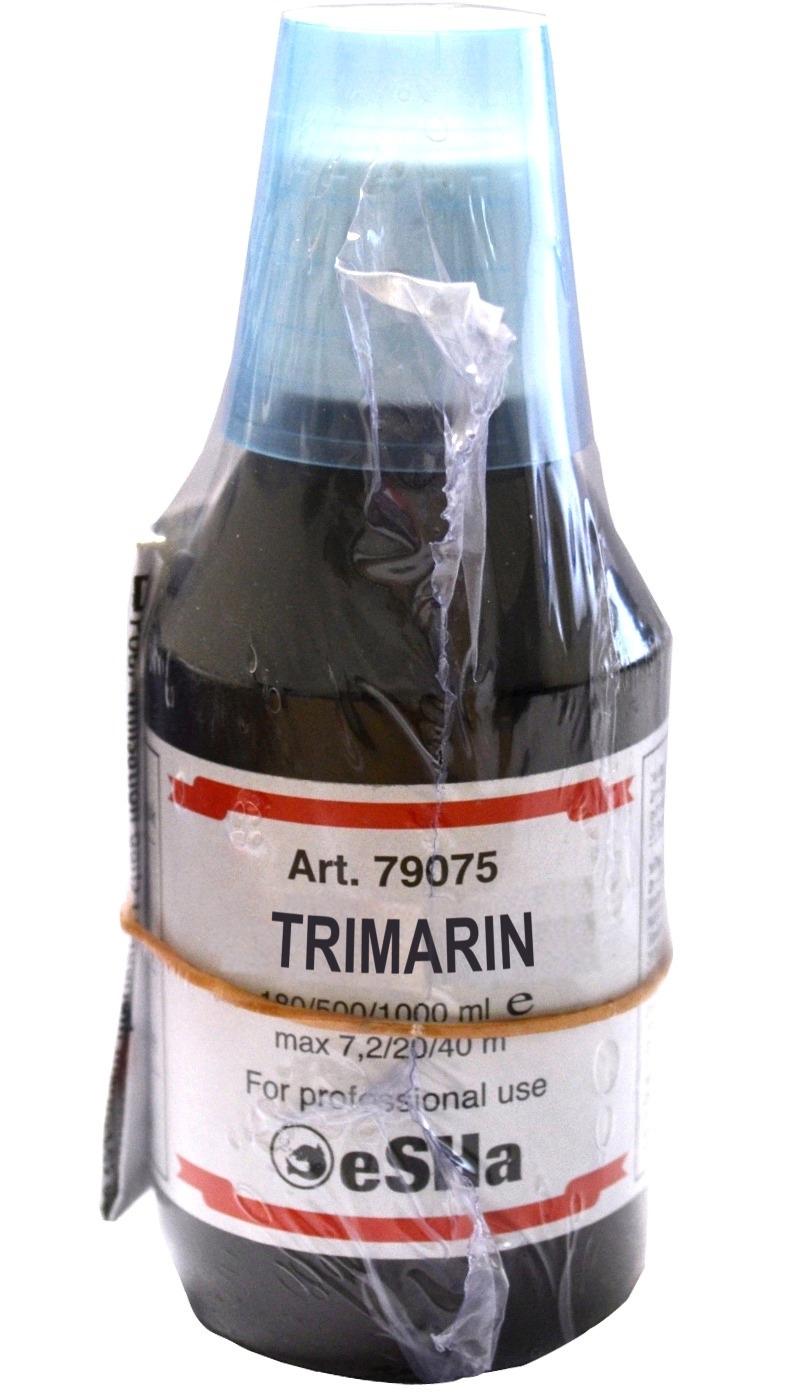ESHA Trimarin 180ml traitement multi-maladies pour poissons marins ne cohabitant pas avec des invertébrés