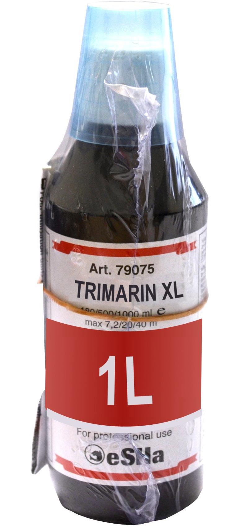ESHA Trimarin XL 1L traitement multi-maladies pour poissons marins ne cohabitant pas avec des invertébrés