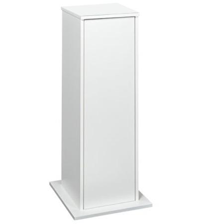 mp meuble blanc avec porte pour nano aquarium mp eheim aquastyle 35 meubles d 39 aquarium meubles. Black Bedroom Furniture Sets. Home Design Ideas