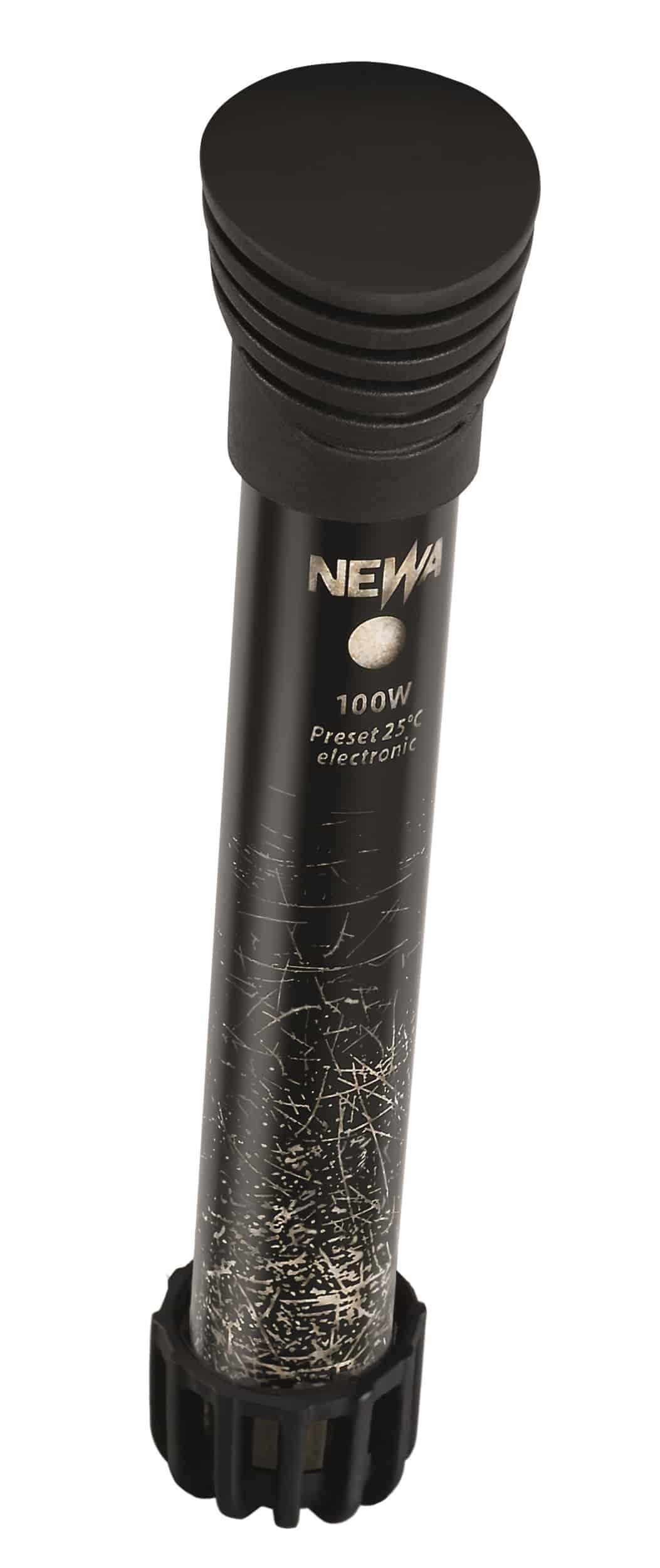 NEWA Therm Preset 100W petit chauffage pré-réglé à 25°C pour aquarium de 50 à 100 L